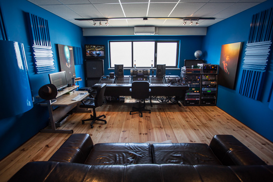 Mix Studio Giesound Zwolle Mixer Producer Guido Aalbers